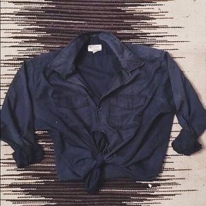 v i n t a g e// Dickies button up